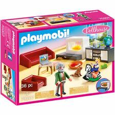 Playmobil 70207 Dollhouse Comfortable Living Room