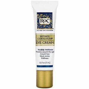 RoC, Retinol Correxion, Eye Cream, 0.5 fl oz (15 ml)