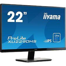 "iiyama ProLite XU2290HS-B1, LED-Monitor, 54,6 cm (21,5""), schwarz"