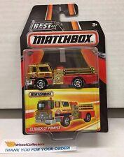 Best of Matchbox 2016 * '75 Mack CF Pumper * MXB * A4/3/ E4