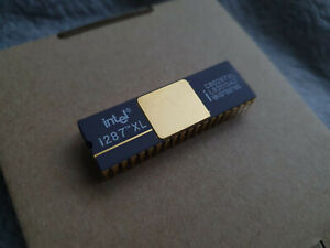 Intel 287XL Math Coprocessor - 387 for your 286!