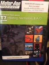 T7 ASE  Heating, Ventilation & A/C ASE  DVD  Training Guide