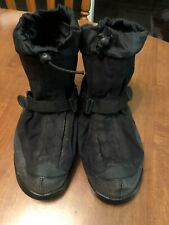 NEOS Villager Boot Overshoes Size Medium Waterproof Anti Slip Black