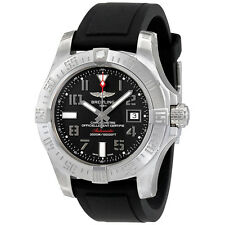 Breitling Avenger II Seawolf Black Dial Mens Watch A1733110-BC31BKPT