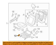 880972B100HZ NEW HYUNDAI OEM FRONT INNER RH SEAT MOUNTING COVER 09-12 Santa Fe