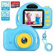 vatenick Kids Camera Kids Toy Toddler Camera Toy Kids Gift Video Recorder