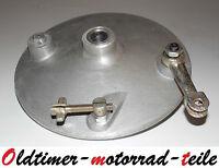 Bremsplatte Bremsankerplatte f M72 Ural Halbnabe BMW R51 R61 R66 R71 R51/2 R51/3