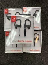Beats by Dr Dre Powerbeats3 Wireless In-Ear Hook Headphones Black NEW