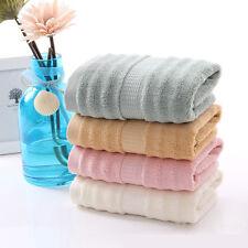 Bamboo Fiber Baby Newborn Towel Children Microfiber Thicken Washcloth 75*35cm