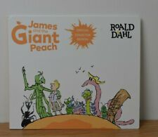Roald Dahl James and the Giant Peach Official Collectors Coins Koin Club