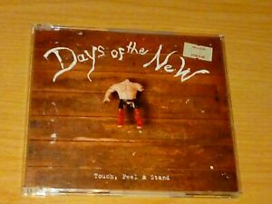 DAYS OF THE NEW TOUCH, PEEL & STAND CD 1998.