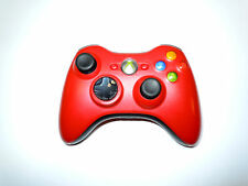 Official OEM Microsoft Xbox 360 Limited Edition Red Wireless Controller