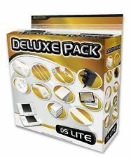 DS Lite Deluxe Accessory Pack - White - Lite Deluxe Accessory Pack (Nintendo DS)