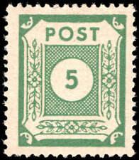 Scott # 15N17 - 1945 - ' Numeral '