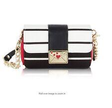 Betsey Johnson Bag~Lock WOS Love Letter Crossbody Clutch Purse~NWT
