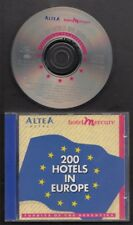 ALTEA HOTEL  TOPHITS OF THE SEVENTIES CD BONEY M THE SWEET MIDDLE OF THE ROAD