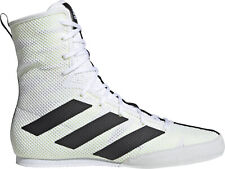 adidas Box Hog 3 Mens Boxing Shoes - White