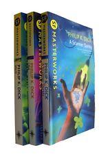 Philip K Dick 3 Book Classic SF Science Fiction Valis Ubik Scanner Darkly New