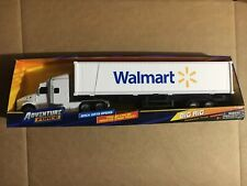Walmart Free Wheeling Big Rig Adventure Force Toy Container Semi Truck