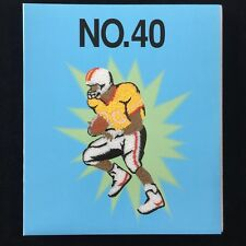 Sports Embroidery Designs Card #40 Deco Brother Baby Lock Simplicity White