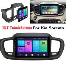 For Kia Sorento 2015-2019 10.1'' Car Stereo MP5 Player GPS Bluetooth Multimedia