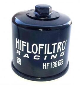 Filtro Olio HF138 RACING - Aprilia  RSV4 R 09-11