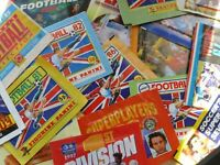 UK Football Sticker Packs - Panini/Merlin