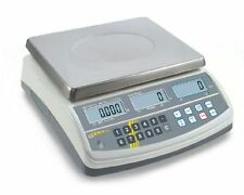 Weighing Scales Compact Scales Scale Count 30kg Kern CPB 30k5dm: calibrated