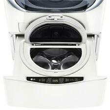 REFURBISHED LG WD200CW SideKick 1.0cu ft Pedestal Washer -White