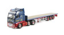 CORGI moderno camion trasporto merci pesanti CC14021 VOLVO FH 1/50 Pianale Rimorchio Robinsons
