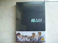 Master (Korean, 2017, DVD) Digipack Limited Edition  Byung-hun Lee Dong-won Gang