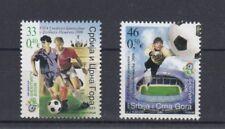 Football World Cup 2006 - Yugoslavia 3325/26 (MNH)