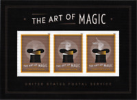 Art of Magic Motion Souvenir Sheet USPS2018 New Mint NH Scott #5306a Great Gift