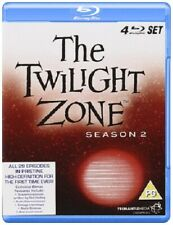 The Twilight Zone - Series 2 (Blu-ray 4-Disc Set      New          Fast  Post