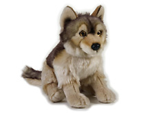 National Geographic Wolf Plush Italian Design High Quality Stuffed Animal Kids