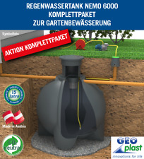 Aktion WASSERTANK Komplettpaket 6100 Liter - gratis Lieferung & Abladung*