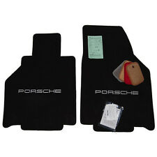 1997-2016 Porsche Boxster S Embroidered Floor Mats STORE STOCKING 986 987 981