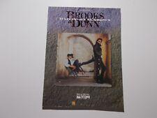 * brooks & dunn-Waitin On Sundown Songbook- new Hal Leonard-