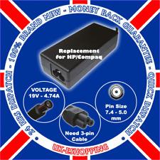 19v 4,74 a Hp Compaq 6830s n20789 Ac Adaptador Cargador Psu