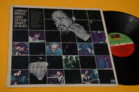 CHARLES MINGUS LP THREE OR FOUR SHADES OF BLUES LP TOP JAZZ ITALY 1977 EX+ AUDIO
