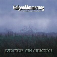 NOCTE OBDUCTA-Galgendammerung-2002/2010 CD