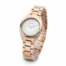 Emporio Armani Rose Gold Tone Ladies Watch AR11038