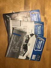 Vintage Lot of 3 Practical Builder Magazine From 1948 And 1949