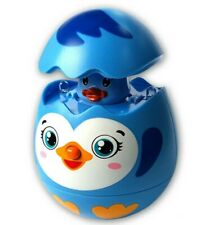 Penguin Shaped Egg Electronic Toy Russian Speaking Toy