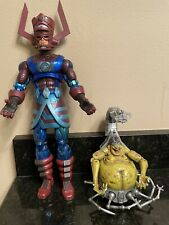 Toy Biz Marvel Legends BAF Galactus & Mojo 100% Complete!