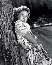 Jane Powell signed 8x10 photo / autograph lovely early pose