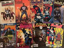 Marvel Comics The Punisher Lot (9) 2099 - Graphic Novels