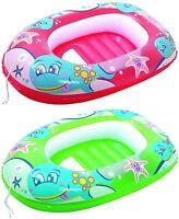 Schlauchboot-fuer-Kinder-Poolboot-Kinderboot-aufblasbar-102-x-69-Gummiboot