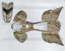 Plastics fairings Kazuma Mini Falcon Shark 90cc Camo