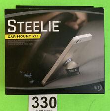 Nite Ize Original Steelie Car Dash Mount Kit Dashboard Desk Wall Mount